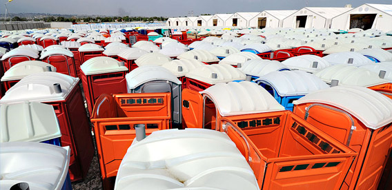 Champion Portable Toilets in West Puente Valley,  CA